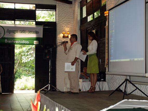 I Foro de Innovación de Fibras Naturales y Agroartesanías - Presentación
