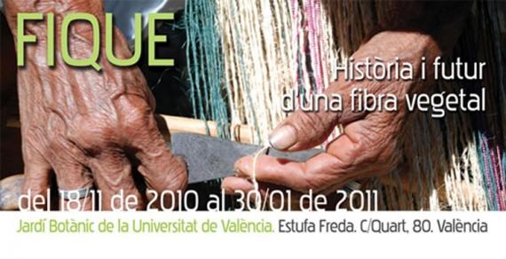 Exposición Fique Jardín Botánico Valencia